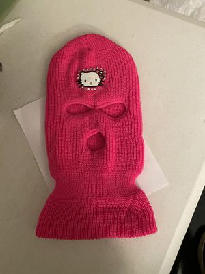 Pink Hello Kitty Ski Mask for Sale in St. Charles, IL
