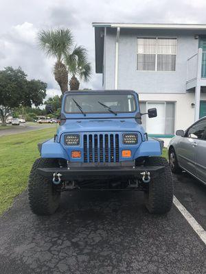 1995 Jeep Wrangler for Sale in Lakeland, FL