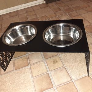 Metal dog tray for Sale in Mesquite, TX