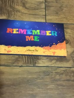 Amor Us Remember Me Palette for Sale in Austin,  TX