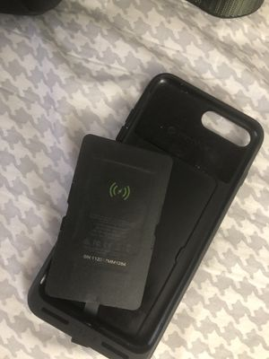 Belkin Heavy Duty Case with Qi Charger for iPhone 6 Plu,7plus for Sale in Herndon, VA