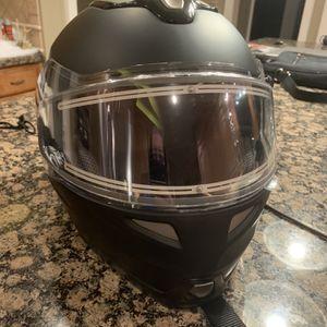 Typhoon Electric Shield Snowmobile Helmet for Sale in Enumclaw, WA