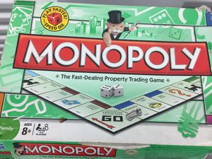 Monopoly board game for Sale in Queen Creek, AZ