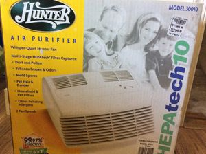 Hunter Hepa air purifier for Sale in Fountain Valley, CA