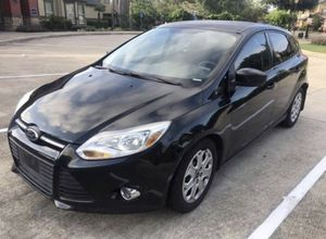 2012 Ford Focus Hatchback SE- Automatic Transmation for Sale in Houston, TX