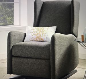 Modern Recliner Grey for Sale in Tampa, FL