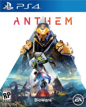 Anthem PS4 for Sale in Everett, MA