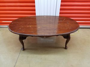 Antique coffee table for Sale in Revere, MA