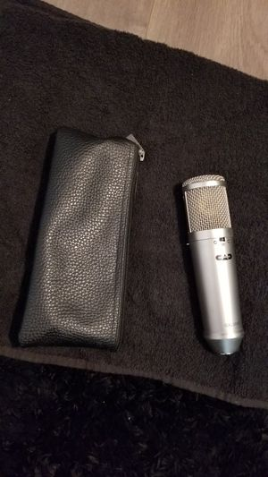 CAD Microphone Plus Miscellaneous for Sale in Ukiah, CA