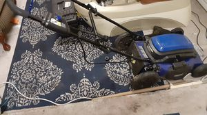Kobalt electric lawnmower for Sale in Fort Worth, TX