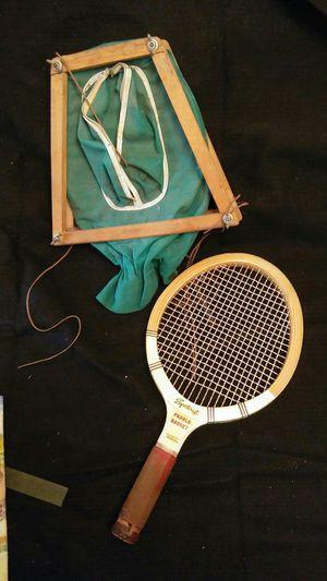 Sportcraft vintage Tennis racket for Sale in Mesa, AZ