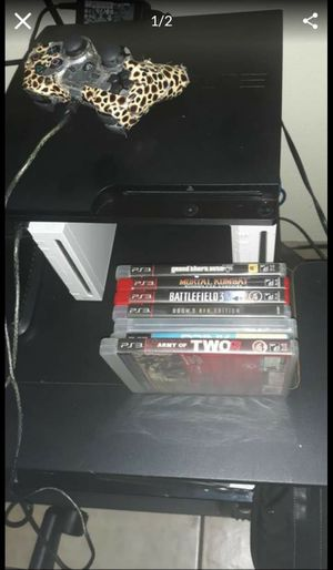 Ps3 console or modded wii for Sale in Santa Ana, CA