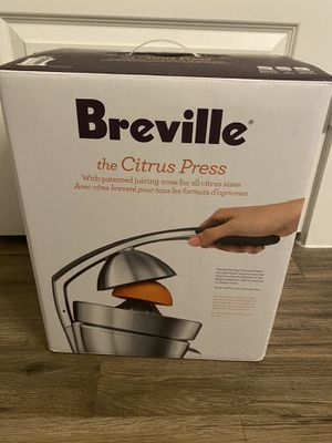 Breville the Citrus Press for Sale in San Antonio, TX