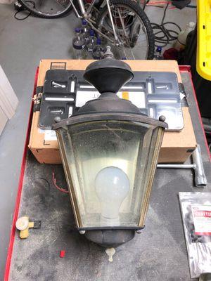 Free Porch light for Sale in Virginia Beach, VA