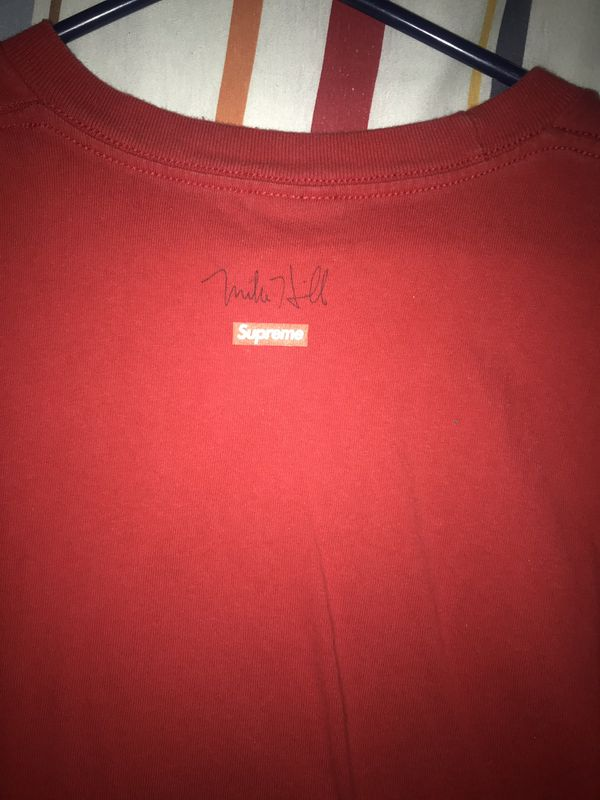 Rare Carrot Runner Red Supreme Tee