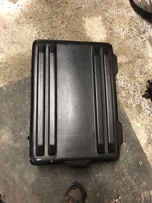 Parker hard plastic case for Sale in Boston, MA