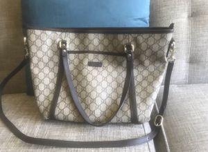 Gucci canvas tote bag for Sale in Garden Grove, CA