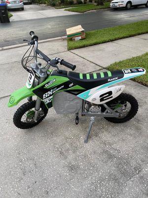 Motorbike - Razor Dirt Rocket Electric Powered Ride for Sale in Windermere, FL