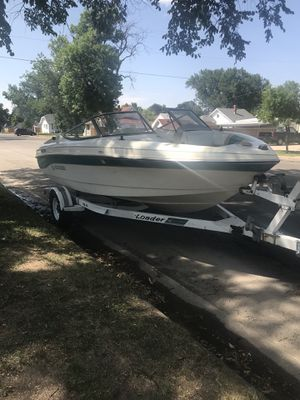 1995 18' Rinker Boat for Sale in Fort Morgan, CO