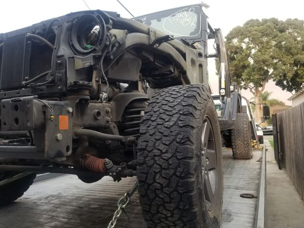 Jeep wrangler Rubicon parts