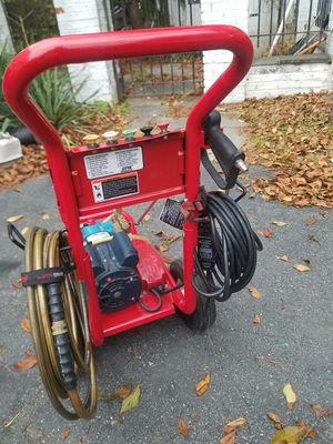 $600 OFF NorthStar Pressure washer Cat. Quick sale. Must have for Sale in Gaithersburg, MD