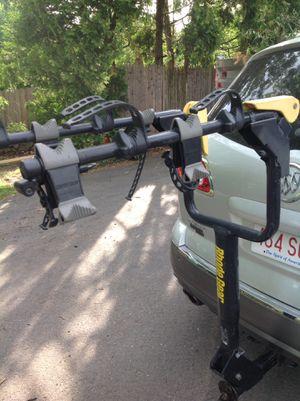 Hitch mount bike carrier for Sale in Medfield, MA