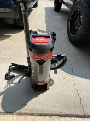 Milwaukee vacuum for Sale in San Diego, CA