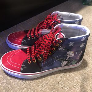 A Nightmare Before Christmas High top Vans for Sale in Henderson, NV