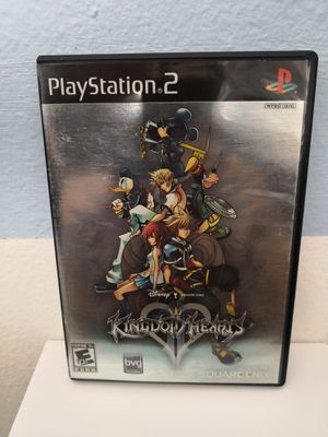 Kingdom Hearts 2 PlayStation 2 PS2 Complete for Sale in San Diego, CA