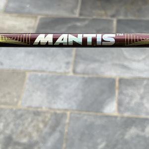 "Preowned Vintage Shakespeare Mantis 6'0"" Medium MNSC602M fishing rod mauve/black $30.00 for Sale in San Juan Capistrano, CA"