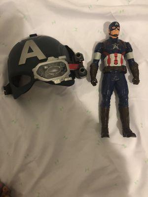 Captain America toys for Sale in Greenville, SC