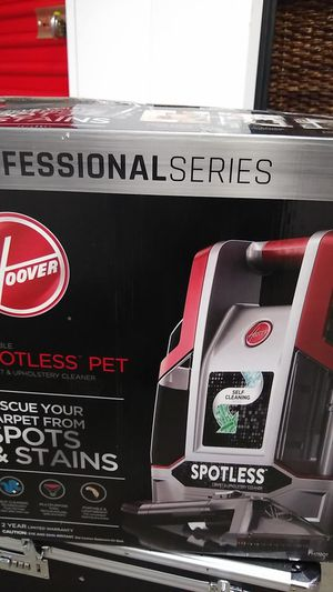Hoover professional shampooer for Sale in Ontario, CA