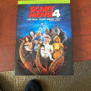 Scary Movie 4 DVD for Sale in Port Richey, FL