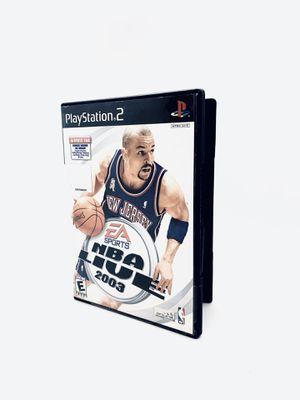 PS2 NBA Live 03 for Sale in Fairburn, GA