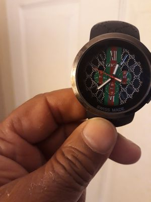 Genuine gucci watch $150 for Sale in Detroit, MI