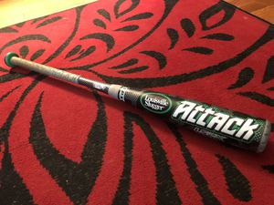 """Louisville Slugger Attack 29""""21oz Composite baseball bat USSSA1.15 for Sale in Falls Church, VA"""
