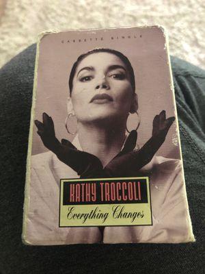 Kathy troccoli cassette for Sale in Sloughhouse, CA