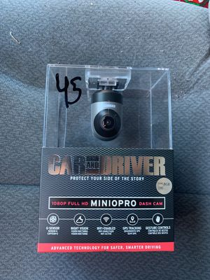 HD miniopro Dash Cam 1080 Full HD for Sale in Norcross, GA