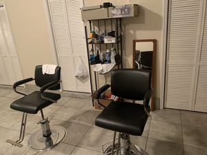 Barber chair for sale for Sale in Secaucus, NJ