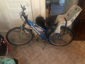 Roadmaster/Sumter sport 18 speed nice mountain bike for Sale in Decatur, IL