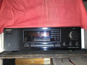 ONKYO RECEIVER for Sale in San Leandro, CA