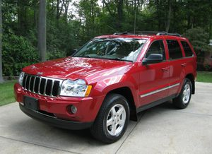 For Sale. 2005 Jeep Grand Cherokee Great Shape.4WDWheelSSS for Sale in Tampa, FL