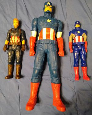 Captain America for Sale in Brooks, OR