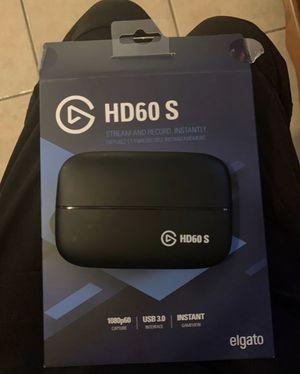 Elgato Game Capture HD60S for Sale in Davenport, FL