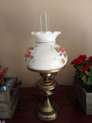 Hurricane lamp for Sale in Medina, OH