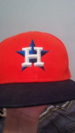 Astros hat for Sale in Hughson, CA
