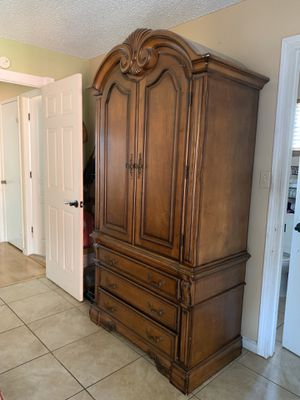 Armoire / TV Stand for Sale in Tracy, CA