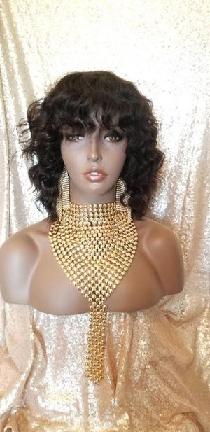 Remy human hair wig for Sale in Owings Mills, MD