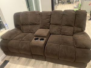 6 piece reclining living room set for Sale in Westminster, CO