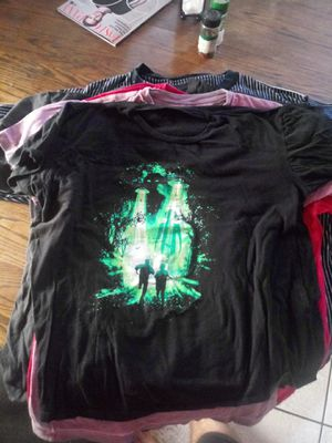 Various shirts M-3XL for Sale in Fort Lauderdale, FL